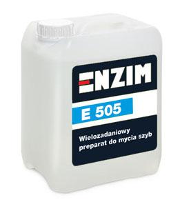 E505 - Wielozadaniowy preparat do mycia szyb 5L