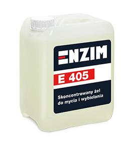 E405-Skoncentrowany żel do mycia i wybielania sanitariatów 5L