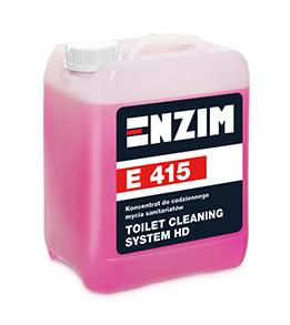 E415 - Koncentrat do codziennego mycia sanitariatów Toilet Cleaning System HD 5L