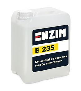E235 - Koncentrat do usuwania osadów mineralnych 5L
