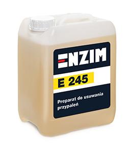E245 - Preparat do usuwania przypaleń 5L
