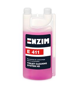 E411 - Koncentrat do codziennego mycia sanitariatów Toilet Cleaning System HD 1L