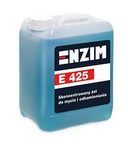 E425 - Skoncentrowany żel do mycia i odkamieniania 5L