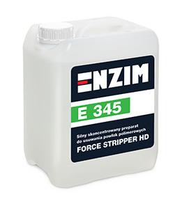 E 345-Silny skoncentrowany preparat do usuwania powłok polimerowych FORCE STRIPPER HD